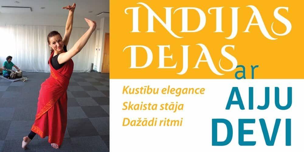 Indiešu dejas