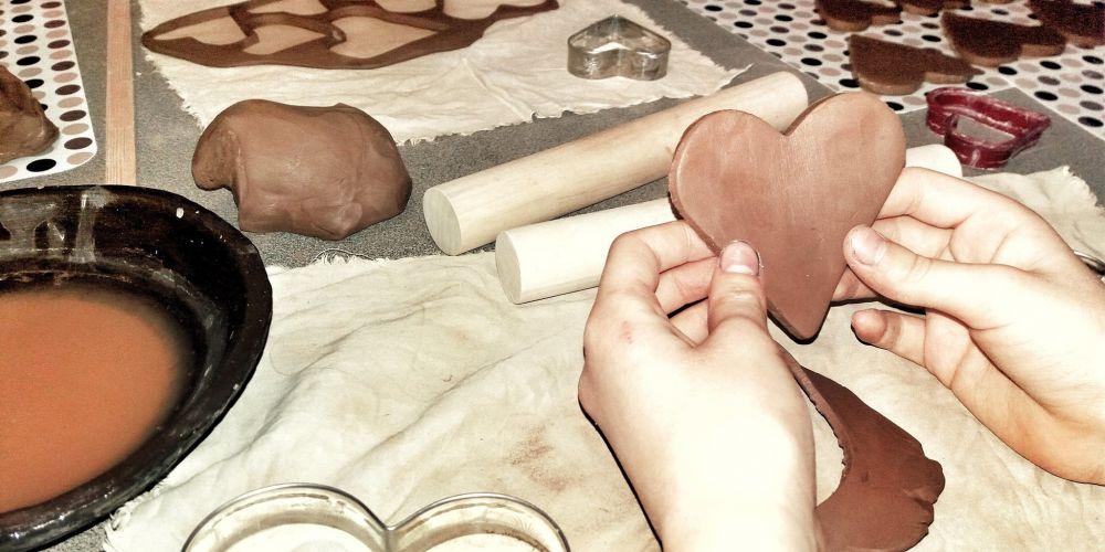 Keramika pusaudžiem no 12 gadiem