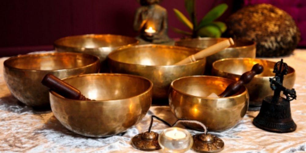 Seminārs - Tibetas Planetāro skanošo trauku terapijā 02.decembrī, Pl. 9.00