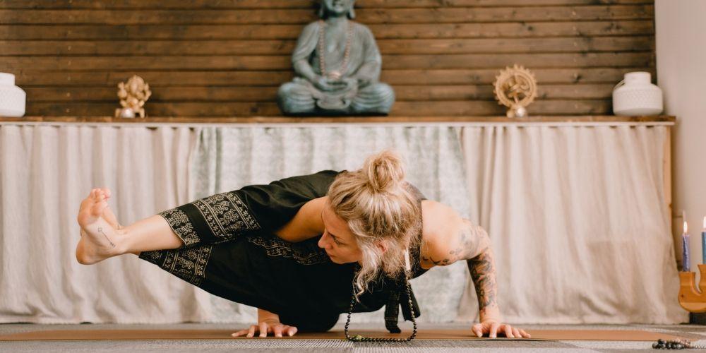 Hatha Yoga 1h